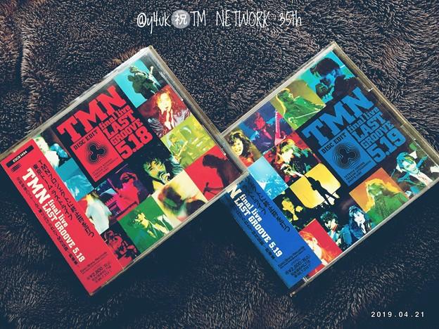 "4.21#TM NETWORK 35th Anniversary""final live LAST GROOVE 5.18"",""5.19""Live CD名盤~ここに居た最高の2日間「木根尚登上映会登壇」"