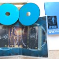 "Photos: ""ICE""Live at Shibuya CLUB QUATTRO 1994~25th Anniversary Official Bootleg~中ジャケもCool Blueカッコいい♪DVD+CD"