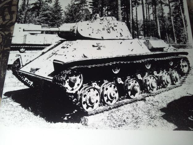 間違いついでのT-50軽戦車