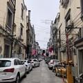 Photos: いつもの楼房子と路上の野菜市と面屋の朝飯 (11)