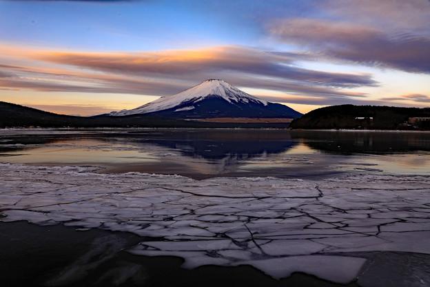 Photos: 日が昇り