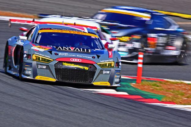 Audi R8 LMS / DAR