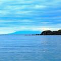 写真: 知床岬最先端