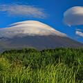 写真: 雲の競演