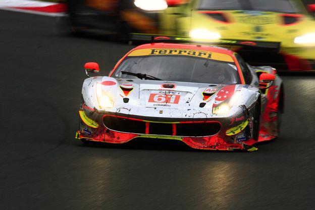Ferrari F488 GTE#61