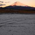 Photos: 雪のお正月
