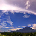Photos: 晩夏に吊るし雲