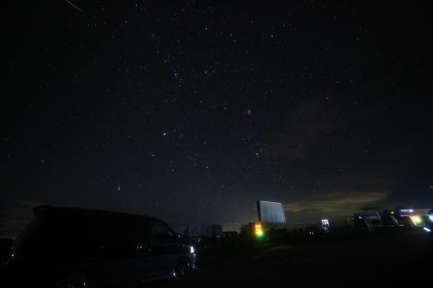 ペルセウス座流星群1