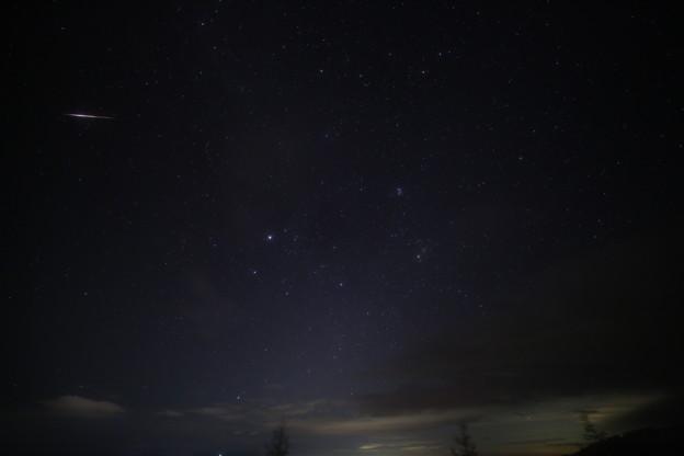 ペルセウス座流星群2