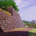 Photos: 甲府城_稲荷郭の石垣