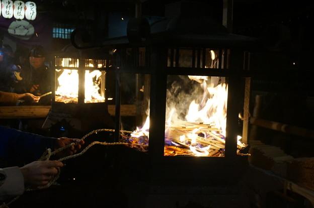 京都-八坂神社白朮詣厄除