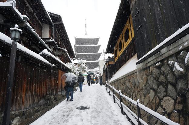 京都-八坂塔