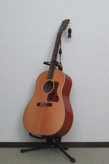 愛用のギター1(Gibson j-35AN )IMG_4928