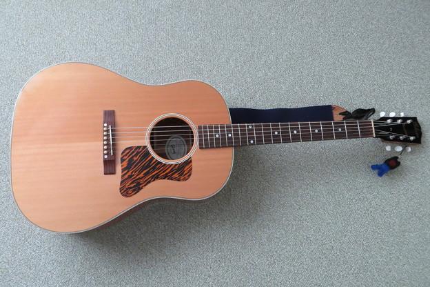 愛用のギター2(Gibson j-35AN )IMG_4934