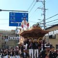 Photos: 地車曳行(4)IMG_4950