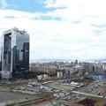 大阪駅ノースゲートビル11Fから梅北方面 IMG_5031