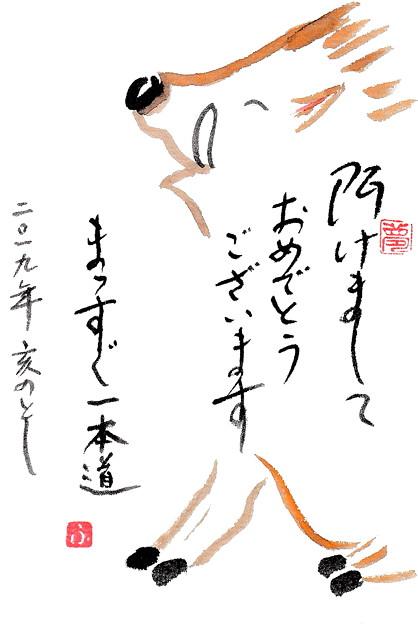 写真: 新年のご挨拶(1)