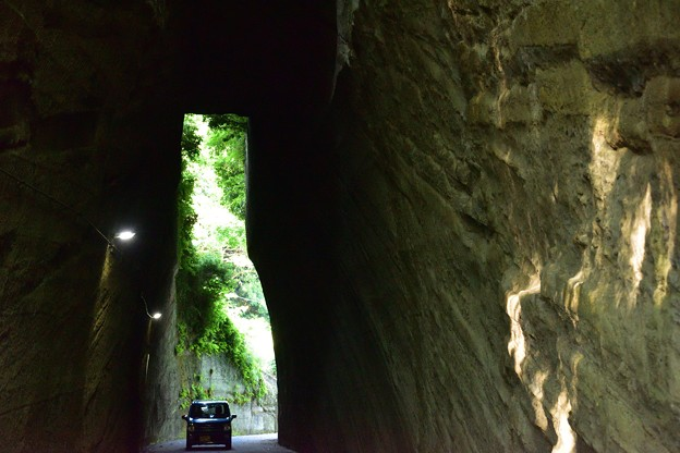 手掘りトンネル・01