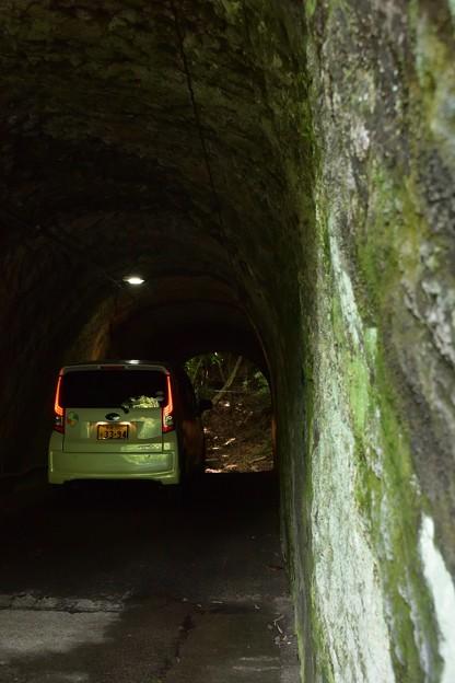 手掘りトンネル・04
