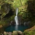 写真: まぼろしの滝・01