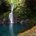 写真: まぼろしの滝・03