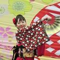 Photos: 粟津おすえべ花吹雪さん