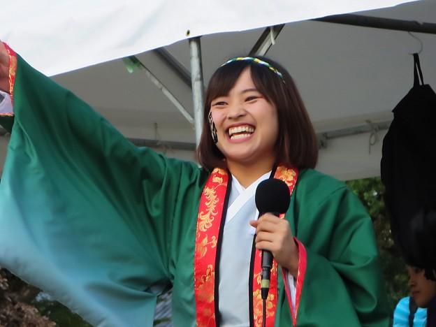滋賀大学よさこいサークル椛さん