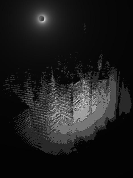 写真: 摩天楼-02