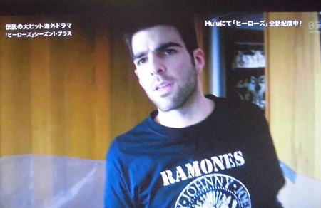 RAMONES_T-シャツ-01 from 『HEROES/ヒーローズ』