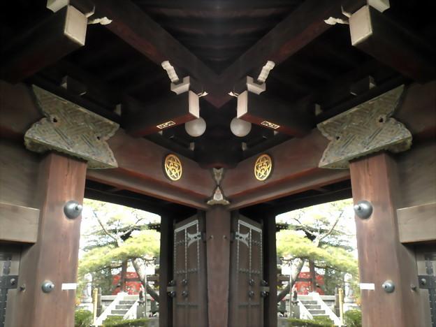 西澄寺-01山門_武家屋敷門b(1-2)