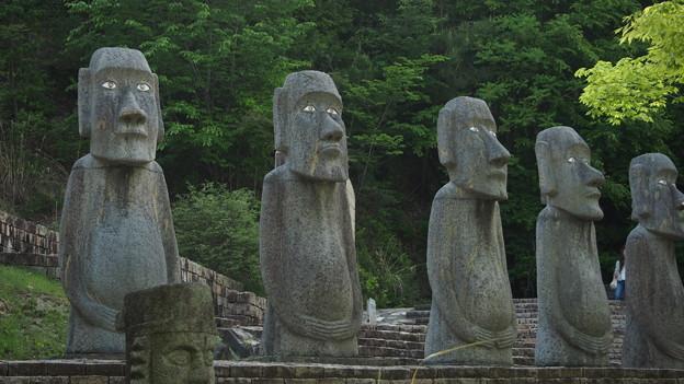 太陽公園 石のエリア (2)