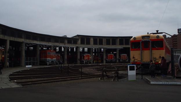 津山まなびの鉄道館 (12)