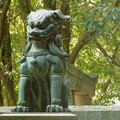 写真: 狛犬