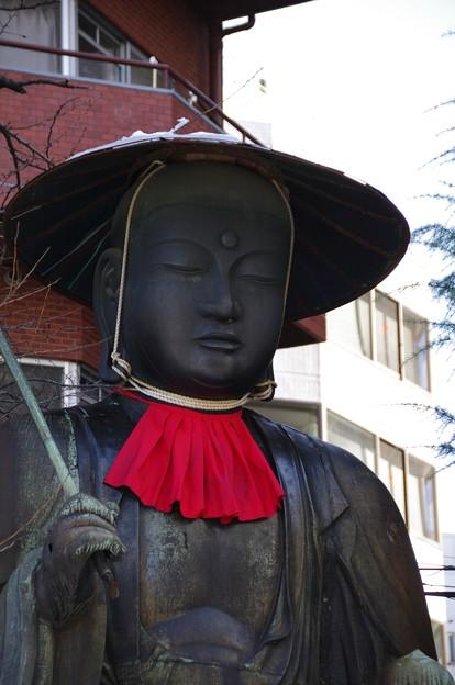 太宗寺の地蔵尊