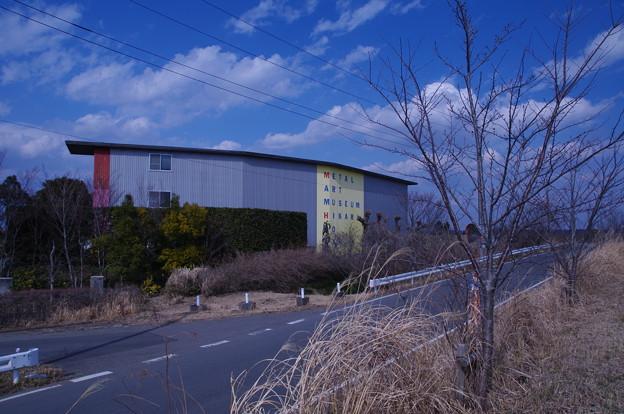 メタルアートミュージアム風の谷(休館中)