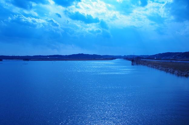 Photos: 印旛沼