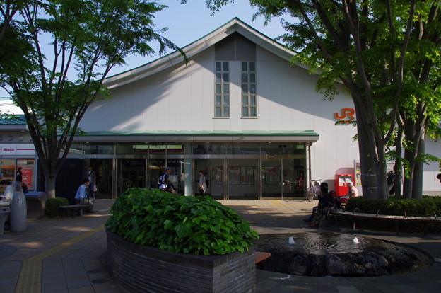 写真: 三島駅