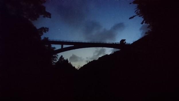 須津渓谷橋