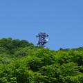 写真: 城峯山