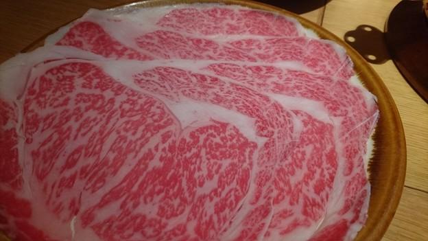 ざくろのしゃぶ肉
