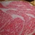 写真: ざくろのしゃぶ肉