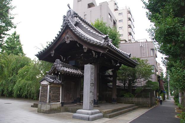 文京区の吉祥寺