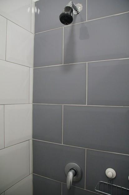 アブソルートシティホステルのシャワー