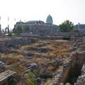 ブダ王宮の丘の遺跡