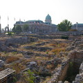Photos: ブダ王宮の丘の遺跡