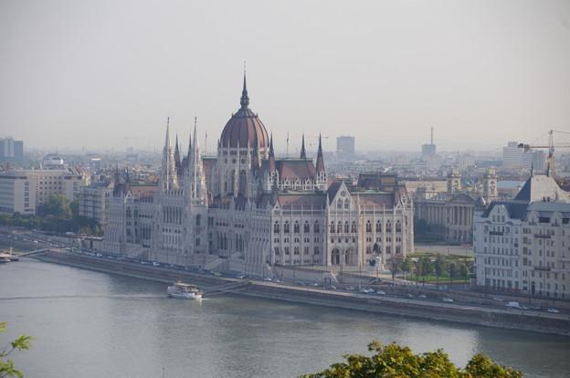 Photos: ハンガリーの国会議事堂