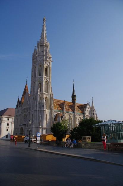 マーチャーシュ教会