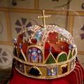 Photos: ハンガリー王の王冠のレプリカ