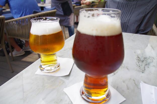 BISTRONOMY RAMAZURIのビール