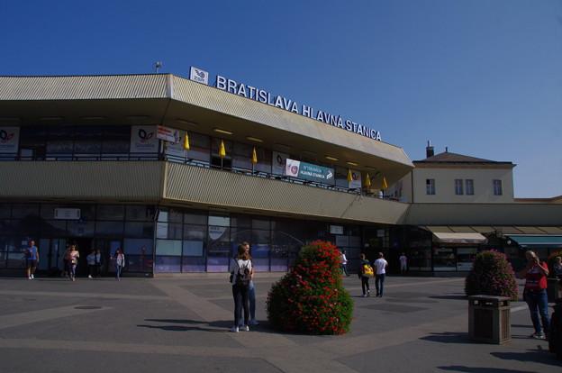 ブラチスラヴァ駅